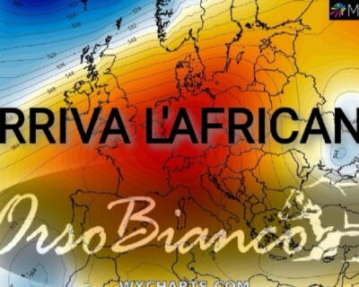 INCUBO AFRICANO IN VISTA